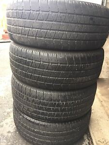 4-205/55R16 Golden fury gft