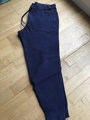 Nike Tech Knit Navy Pants Large