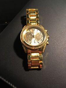 24 ct real gold MICHAEL KORS MK-1142 Sydney City Inner Sydney Preview