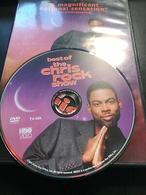 The Best of the Chris Rock Show (DVD) - Disc (The Best Of Chris Rock)