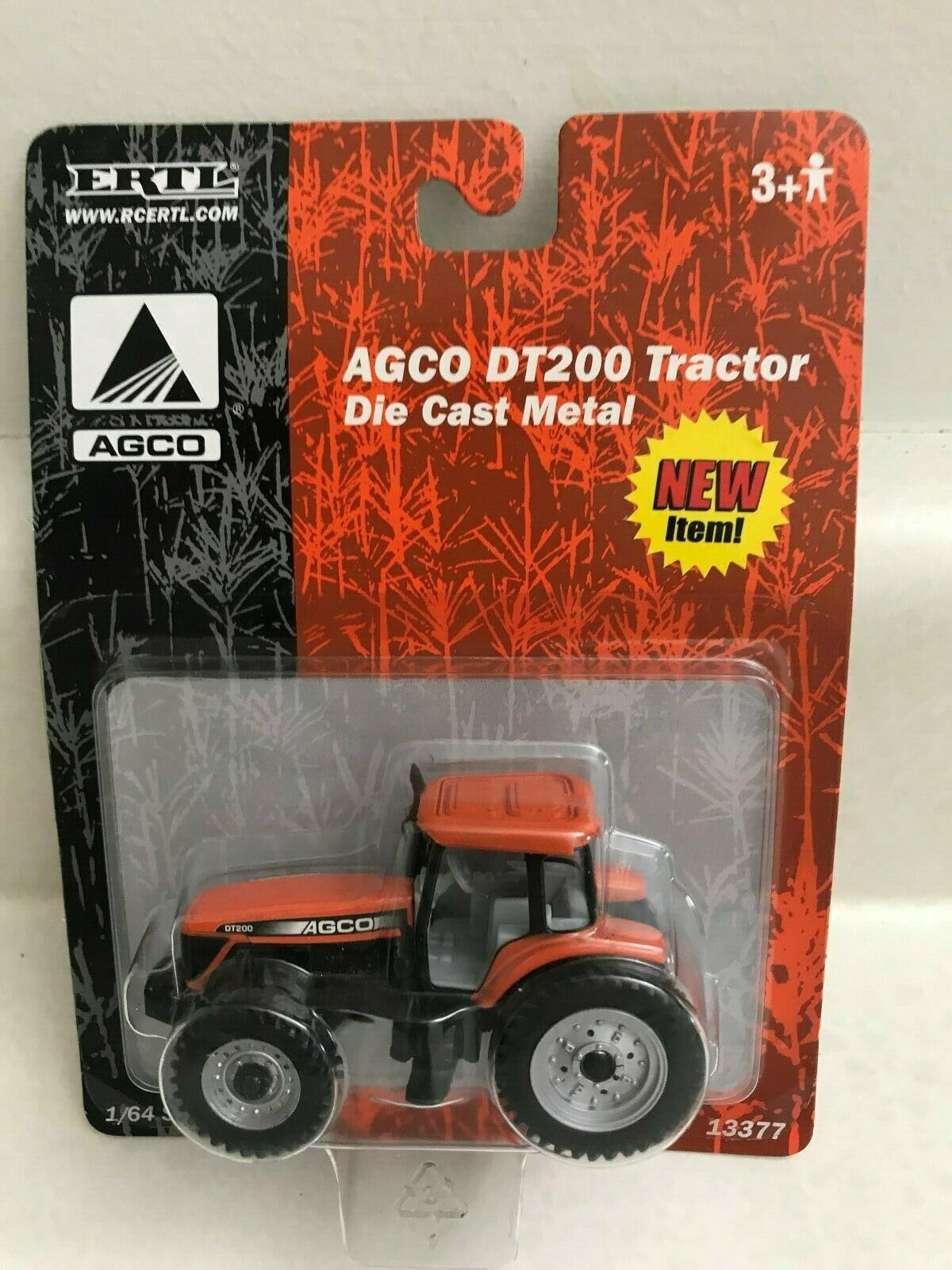 AGCO DT200 Tractor wf fwa 1/64 scale # 13377