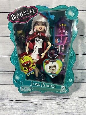 Bratz Bratzillaz Jade J'adore Doll NEW Witchy Glam Gets Wicked Figure NIB