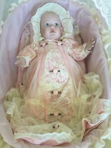 Victorian Lullaby collectors doll by Cindy McClure