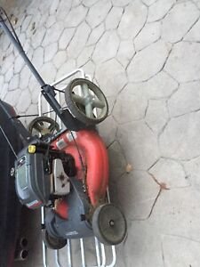 Snapper self propelled lawnmower $120