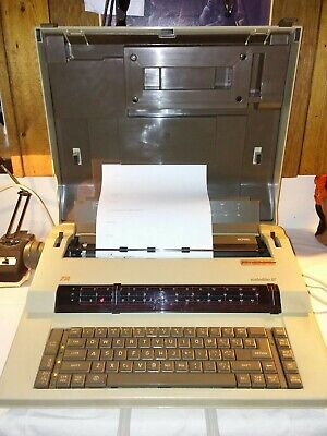 Vintage Electric Ta Typewriter Royal Satellite Iii D8500