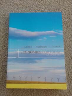 Economics For Today 4th edition by Layton, Robinson and Tucker