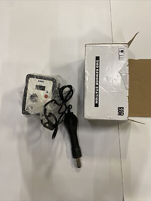 Yihua 858d Rework Station Hot Air Gun Smd Soldering Desoldering Station 700w
