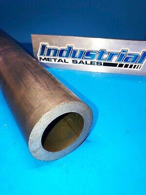 1pc 3 Od X 6-long X 12wall Dom Steel Round Tube--3 Od X 2 Id X .500 Wall