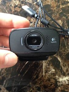 Logitech 720p HD webcam