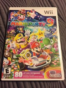 Mario Party 9 for Wii and Wii-U