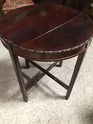Vintage Decorative Antique  Occasional Table  15/5/E