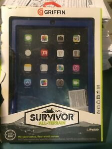 Ipad case Survivor All terrain griffin