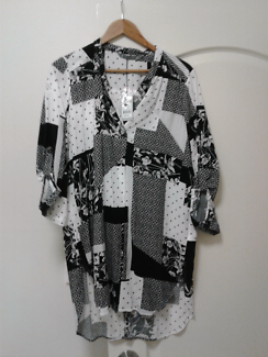 Katies Ladies Shirt size 14 Brand new with tags RRP $39.95