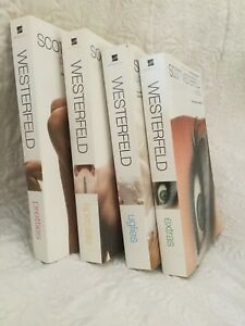Scott Westerfield - uglies, pretties, extras and specials