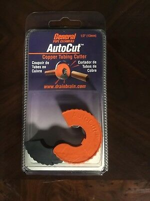 General Pipe Cleaners Act-12 Autocut Copper Tubing Cutter