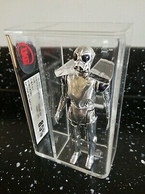 Vintage Star Wars Figure - Death Star Droid First 21 UKG 85 (Hong Kong)