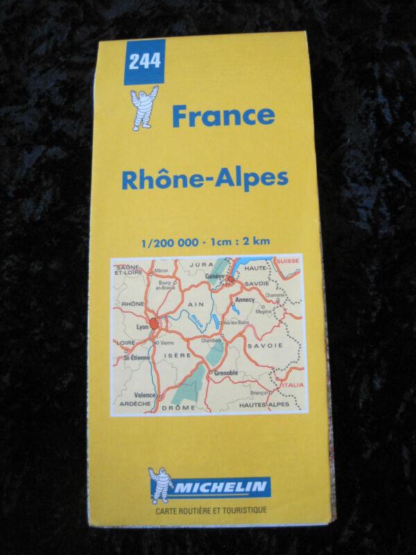 France Michelin Map