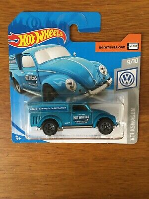 Hot Wheels Volkswagen Beetle Combine Postage
