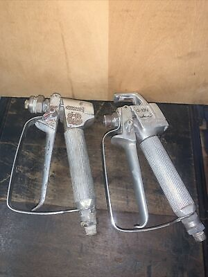 Used Wagner Flo-matic Spray Guns Model G-10.