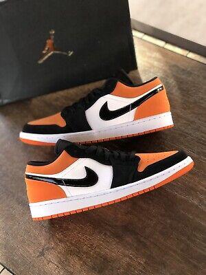 Nike Air Jordan 1 Low Shattered Backboard (553558-128) Size 10