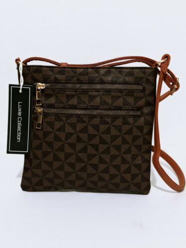 Small Crossbody Bags Women Fashion Shoulder Handbags Faux Le