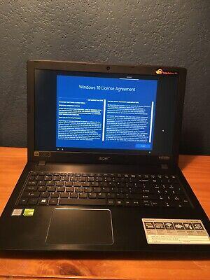"""Acer Aspire E15 15.6"""" Laptop (Windows 10) E5-576G-5762 Full HD 8GB RAM Memory"""