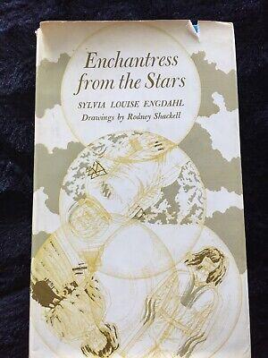 1970 Enchantress from the Stars by Sylvia Engdahl 1st (Enchantress From The Stars By Sylvia Engdahl)