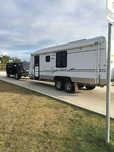 2008 Majestic Tiara series 2 Caravan Oxenford Gold Coast North Preview