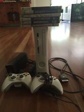White Xbox 360 Sippy Downs Maroochydore Area Preview