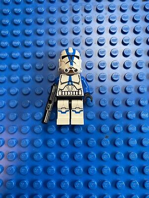 lego star wars 501st clone trooper minifigure