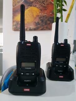 GME TX685 3 watt UHF Handheld Radios - 80ch