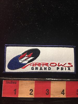 Car Auto British Formula One Racing Patch   Arrows Grand Prix International 69Ii