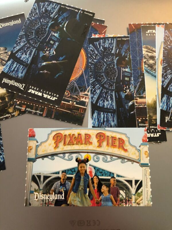 Disneyland and CA Adventure Park Hopper Passes tickets Good thru December 2021