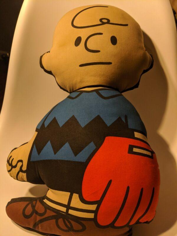 Charlie Brown 1963 Plush
