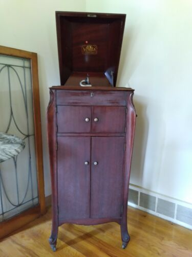 Antique Victrola by Victor Talking Machine 1920