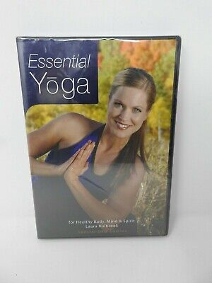 Essential Yoga for Healthy Body, Mind, & Spirit. Laura Holbrook Special DVD Edit