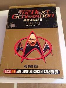 Star Trek The Next Generation Seasons 1-7