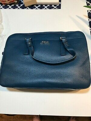 New Versace Collection Shoulder Bag Blue