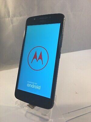 GRADE B Motorola Moto E4 XT1761 16GB Unlocked Black Smartphone