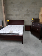 Brand new New Zealand Pine Bed Frame- Gorgeous Collingwood Yarra Area Preview