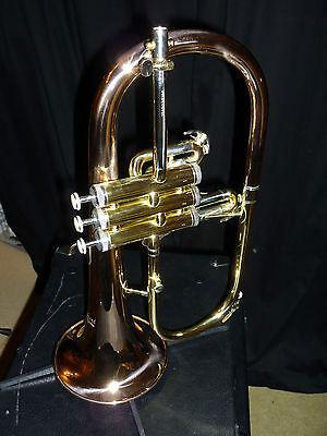 Special Offer  FHR100 Elkhart Flugel Horn by Vincent Bach