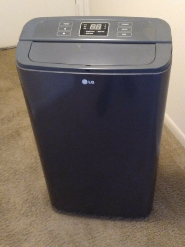 LG Portable Air Conditioner Really Nice used for 1 Summer 12,000 BTU