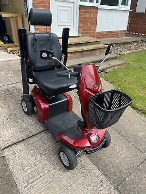 Komfy 4 Mobility Scooter