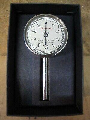 Starrett Dial Test Indicator No. 196b