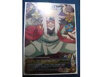 Eminent Sage Jiraiya 1067 Super Rare Sage Mode Naruto CCG