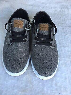 06f193a7ea81f8 Emerica The Romero Skateboard Laced SMU - Grey- Men s Size 9M Shoe Grey