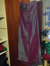 Bridesmaid dress / ballgown size 12-14 O'Connor North Canberra Preview