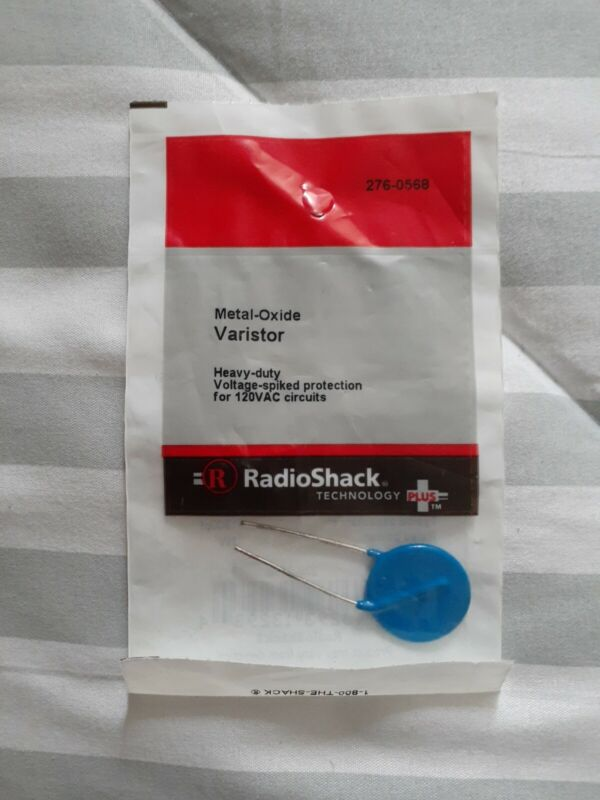 NEW! RadioShack Metal-Oxide Varistor 2760568 *FREE SHIPPING*