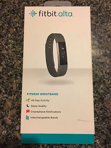 Fitbit alta brand new Henley Beach Charles Sturt Area Preview