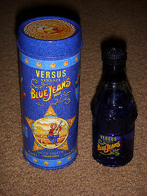 Versace Versus Blue Jeans 2.5 oz Men's Eau de Toilette 75 ml bottle Almost